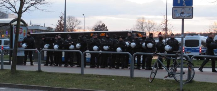 Rostock vs. Eintracht