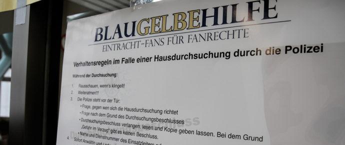 Anwerbungsversuch auch in Braunschweig