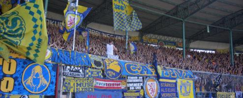 Hallo Fanclubs von Eintracht Braunschweig,