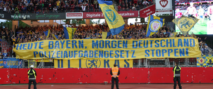 Rückblick zum Spiel in Nürnberg