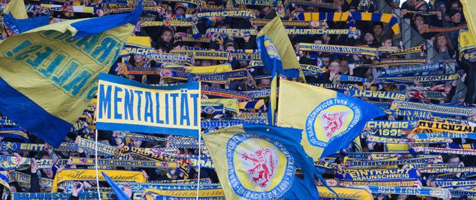Provokationen gegen Eintracht-Fans