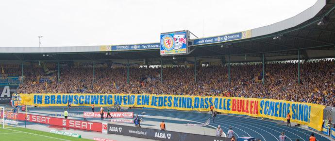 Information zum Spiel gegen RB Leipzig vom 15.08.2015