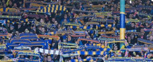 Eintracht-Stammtisch am 20.02.2015 in Goslar